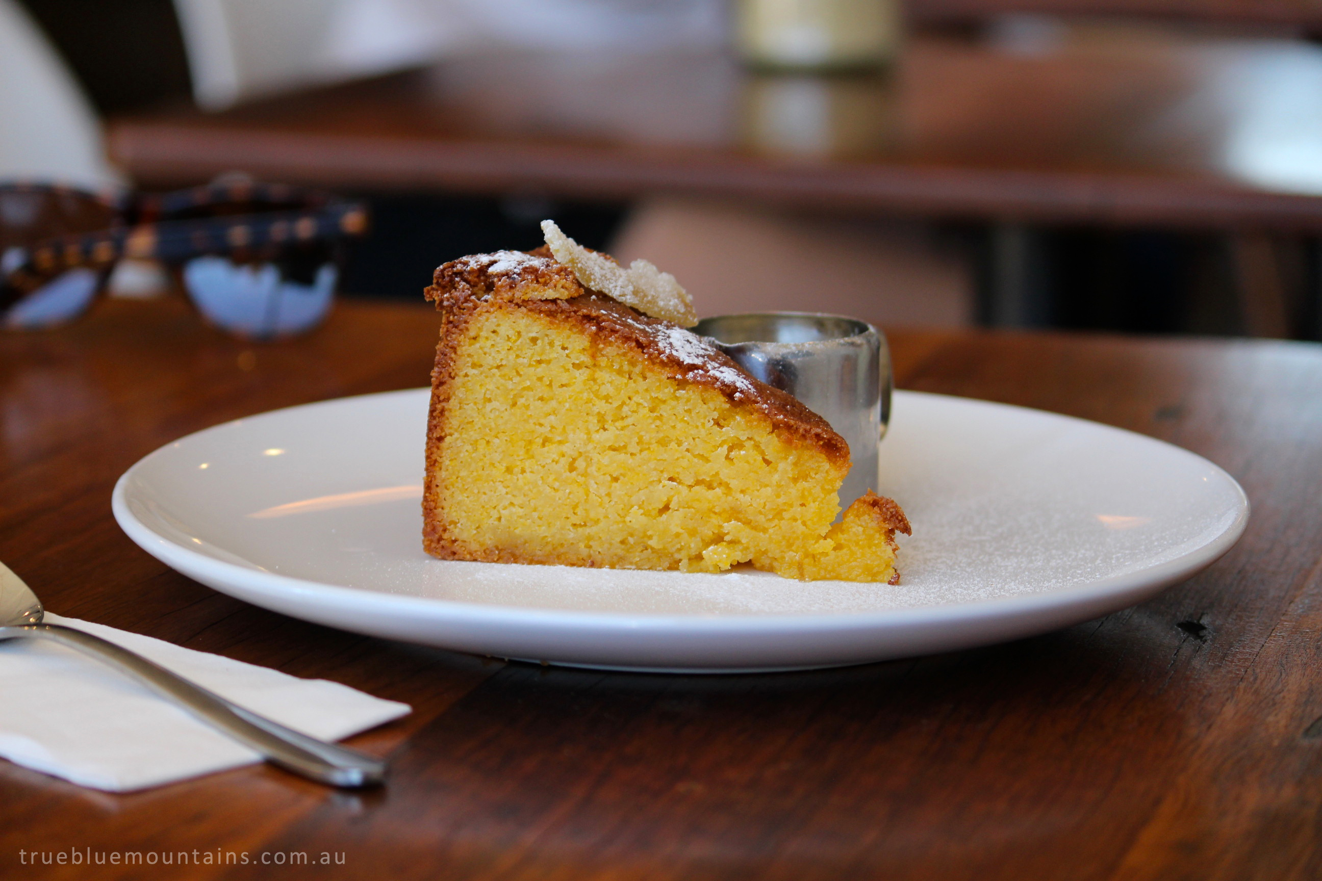 Cortado-cake