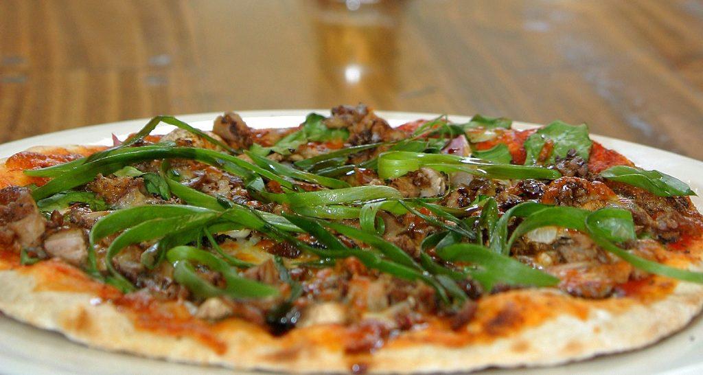 Station Bar - pizza