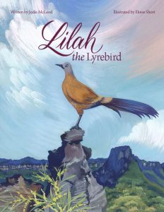 Lilah the Lyrebird